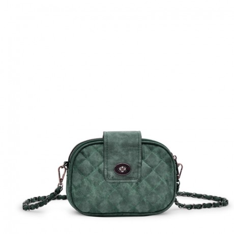 CARTERA PARIS VERDE